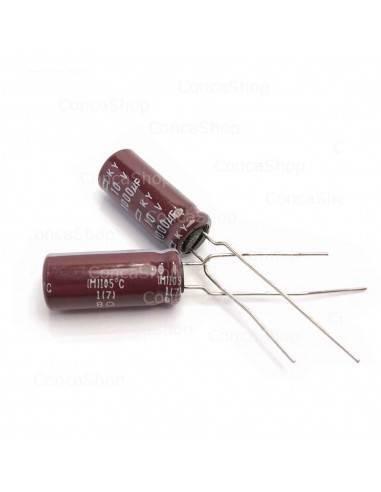 Condensador 10V 1000uF 105º NCC KY LOWESR