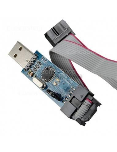 Programador USBASP ISP AVR MCU ATMEL