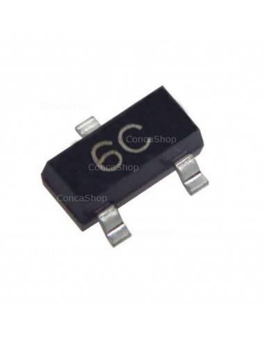 6C BC817-40 SOT23 Transistor SMD
