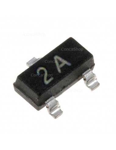 2A MMBT3906 SOT23 Transistor SMD