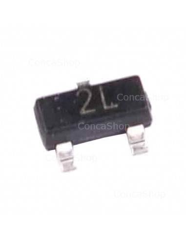 2L MMBT5401 SOT23 Transistor SMD