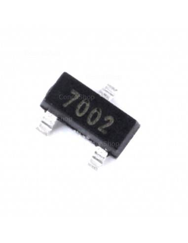 7002 2N7002 SOT23 Transistor SMD mosfet