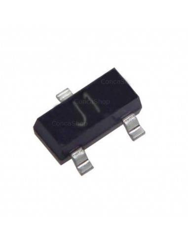 BSS138 J1 SOT23 Transistor SMD mosfet