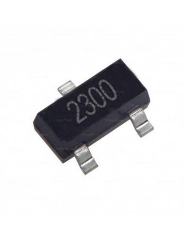 2300 SI2300DS SOT23 Transistor SMD mosfet
