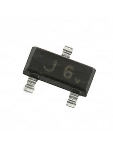 J6 S9014 SOT23 Transistor SMD