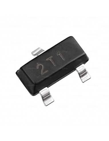 2T1 S9012 SOT23 Transistor SMD