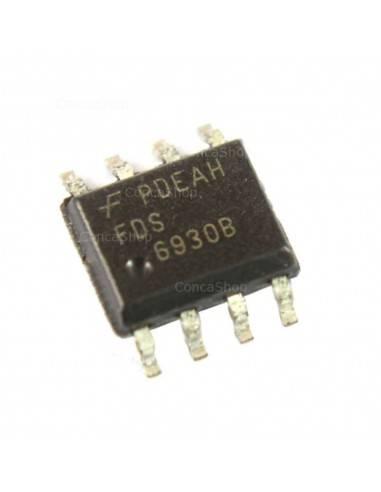 FDS6930B SO8 dual mosfet N