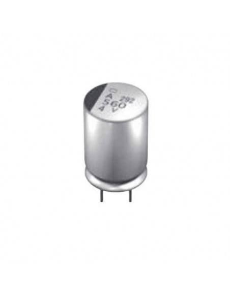 Condensador aluminio estado sólido NCC A 2.5V 680uF 105º