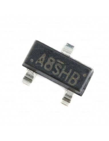 A8SHB SI2308DS SOT23 Transistor SMD mosfet