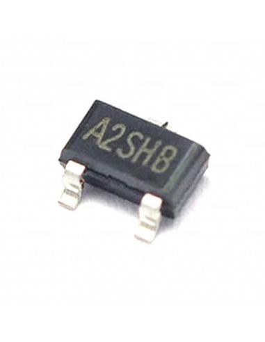 A2SHB SI2302DS SOT23 Transistor SMD mosfet