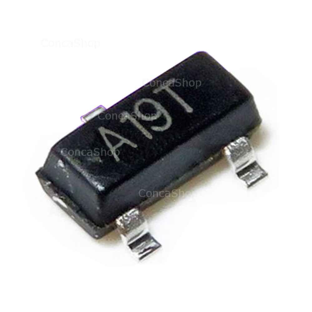 Transistor SMD A19T