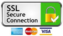 Pagos seguros y protegidos por SSL